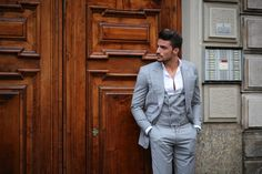 """mnswrmagazine: """"ON MNSWR.COM: Style by Mr Mariano Di Vaio Mr. Mariano Di Vaio is an Italian Model/Actor and blogger at MDVstyle.com. """""""