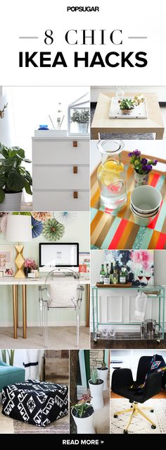 Ikea hacks you have to try!