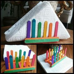 40 Artes com Palito de Picolé para Dar e Vender! (Ideias e DIY) - Herzlich willkommen Diy Home Crafts, Diy Arts And Crafts, Creative Crafts, Easy Crafts, Crafts For Kids, Paper Crafts, Crafts To Make, Resin Crafts, Paper Art