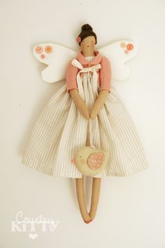 Countrykitty: If I were a doll . . .  TILDA