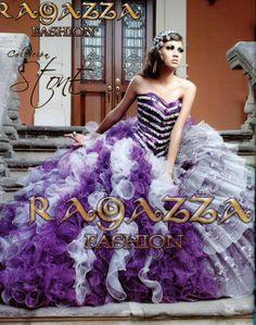 Ragazza Fashion Quinceanera Dresses