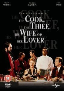 The Cook, The Thief, His Wife, and Her Lover | Peter Greenaway | 1989