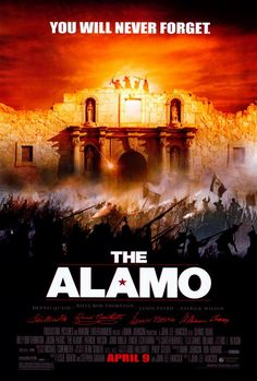The Alamo 27x40 Movie Poster (2004)
