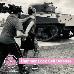 Arm Lock or Hammer Lock Self Defense - Self Defense Saturday - Self Defense Saturday🌸 Arm Lock or Hammer Lock defense Stay aware of your surroundings while tr - Judo, Self Defense Moves, Self Defense Martial Arts, Martial Arts Techniques, Self Defense Techniques, Martial Arts Videos, Martial Arts Workout, Boxing Workout, Survival Tips