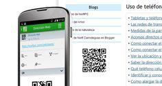 Aplicaciones para leer códigos QR en Android y Windows