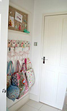 Hallway room by Torie Jayne