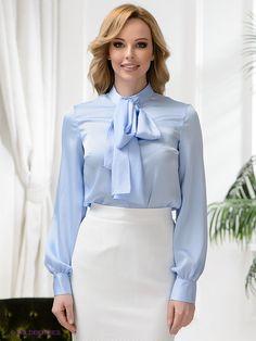 Satin blouse - ❤️