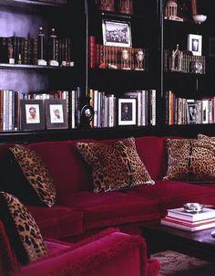 Glamour Obsession: Burgundy, Bordeaux, Merlot