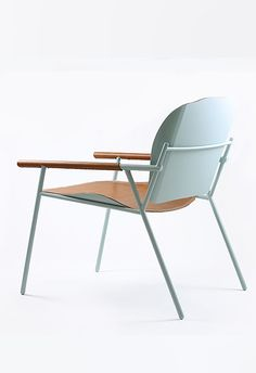 U0027Arielu0027 Lounge Chair | Designed By Joseph Kan