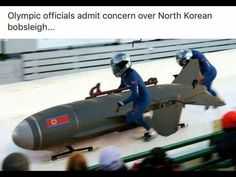 North Korea getting ready for the winter olympics