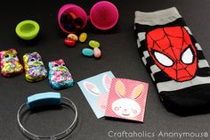 Easter Bunny Surprise Balls by Vanessa Looking for an Easter gift that is inexpensive, potentially sugar-free, and tons of fun for your kids? These Easter Bunny Surprise Balls are the perfect craft for you! Surprise Balls have been around for