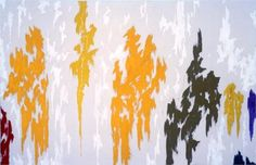 Untitled - Clyfford Still #AbstractExpressionism #Abstract #Abstractart