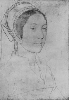"Catherine Howard (abt 1520-1525-1542), also spelled Katherine or Katheryn.  She was the fifth wife of    Henry VIII of England, and sometimes   known by his reference to her as his  ""rose  without a thorn"".   She was a first cousin of the King's second wife, Anne Boleyn."