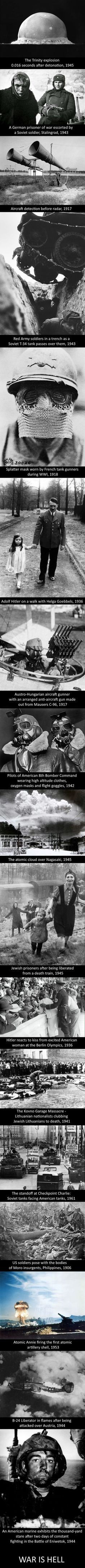 History Discover Old snaps you have to see. Part 8 - WAR IS HELL edition hehe.Scroll down to enjoy this list of some of the funniest history memes. History Memes, History Photos, History Facts, World History, Funny History, Nasa History, Rare Photos, Old Photos, Weird Facts