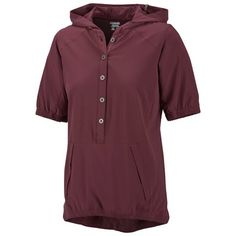 Columbia Women's Curbside Cutie Hoodie - Seminole: Ultra comfortable ultra stylie and ultra sun resistant the Curbside Cutie Hoodie is a…