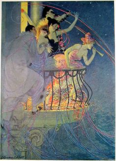 Elenore Plaisted Abbott 1875  1935 was an American book illustrator scenic designer and painter She illustrated early 20thcentury editions of Grimms F