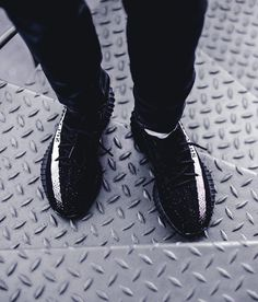 check out d9832 84985  Adidas  Yeezy  Boost 350 V2 Black Adidas Shoes, Adidas Sneakers, Updo