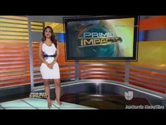 Natalia Cruz on Primer Impacto, Memorial Day (5-25-15)