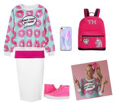 Designer Clothes, Shoes & Bags for Women Jojo Siwa Outfits, Silicone Reborn Babies, Bow Bow, Sweater Fashion, Outfit Of The Day, Dresser, Tommy Hilfiger, Topshop, Glamour
