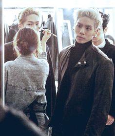SHINee Jonghyun, Onew and Key