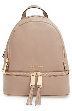 Rhea Backpack | Backpacks, Michael kors and Bag
