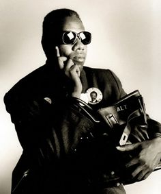 Andre Leon Talley ALT by Bart Everly