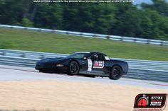 Paul Curley's 2003 Chevrolet Corvette will compete in the 2016 #OUSCI See the entire field at www.optimainvitational.com