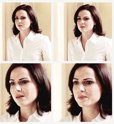 """OTP - Lana and the White Shirt - """"You can give up on yourself… but I'm not going to give up on you."""""""