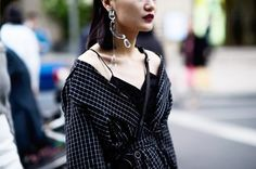 These Gorgeous Street Style Images Left Us Speechless via @WhoWhatWearUK