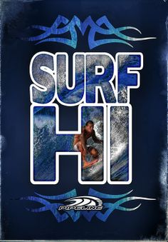 Surf Hawaii... Pipeline Clothes & Gear.
