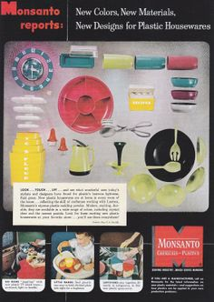 Monsanto's Fashions and Fabrics through the Ages - Google Search