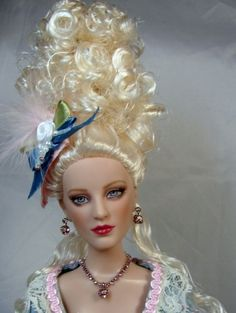 About Takes the Cake: Dressed as Marie Antoinette