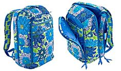 Heaven Sent Online :: Vera Bradley Laptop Backpack