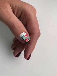 Red Nails, Nail Artist, Nail Art Designs, Class Ring, Gel Manicures, Rings For Men, Make Up, My Style, Short Nails