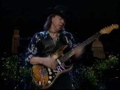 """STEVIE RAY VAUGHAN - """"Tightrope""""....a classic <3"""