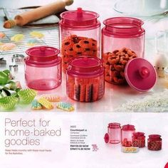 pink tupperware - Google Search