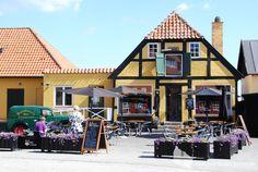 Die 17 Besten Bilder Von Gudhjem Bornholm Island Denmark Und