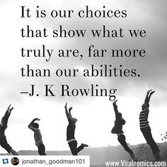 What choices are you making in 2016?