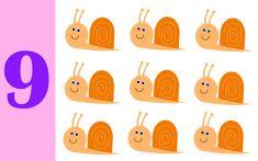 Livre à compter ps ms gs Apprendre à compter de 1 à 10 en maternelle
