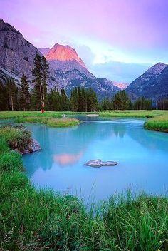 Wind River Range, Wyoming.