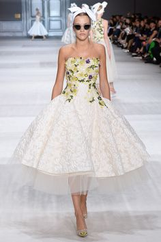 Giambattista Valli Fall 2014 Couture – Vogue