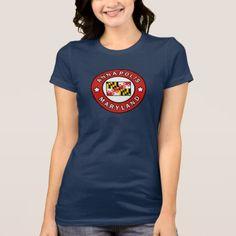 Annapolis Maryland T-Shirt - college tshirts unique stylish cool awesome t-shirt shirt tee