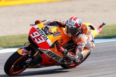 MotoGP: Marc Marquez heads Honda qualifying one-two in Red Bull Indianapolis GP / MotoGP10戦目、Red Bull Indianapolis GPの予選は、Repsol HondaのMarc Marquezがポールポジションを獲得した。