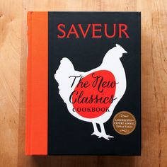 The book: The New Classics Cookbook from The Editors of Saveur   	  The angle: Iconic, everyday foods from all over the world.