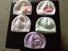 Hats for a new born