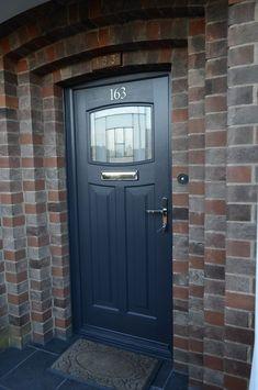 New ideas for craftsman front door ideas exterior colors Front Door Porch, House Front Door, House Doors, Craftsman Front Doors, Victorian Front Doors, Exterior Door Colors, Exterior Front Doors, Composite Front Door, Composite External Doors