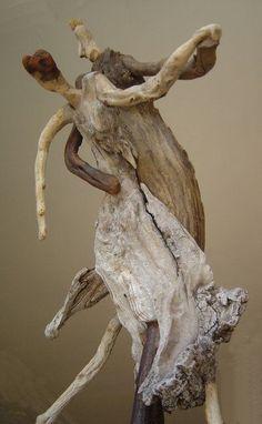 danse, danse - Sculpture,  50 cm ©2007 par nicole agoutin -