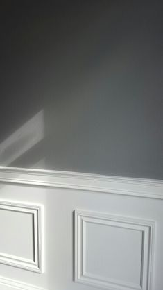 Literally, the perfect grey! Behr - Anonymous. It took me 3 samples of greys to find this one. Perfection.