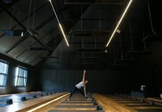 So chic! Humming Puppy Yoga Studio - by Broadsheet Melbourne