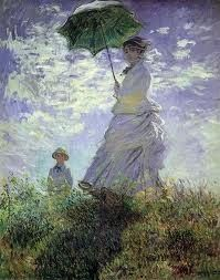 Monet. This is amazing in person. You can feel the wind. Located in the Musee d'Orsay in Paris.